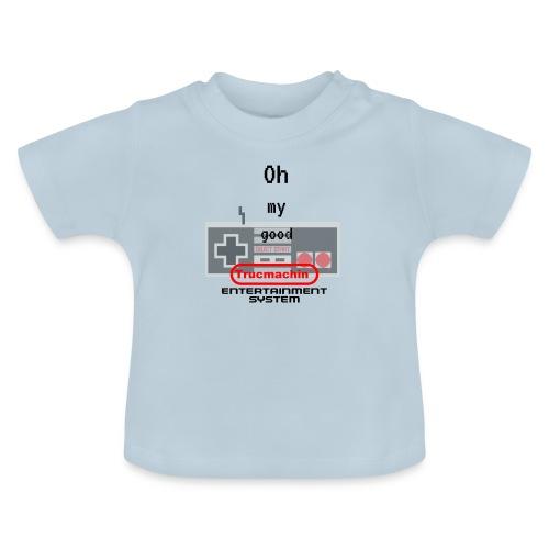 oh my good nes - T-shirt Bébé
