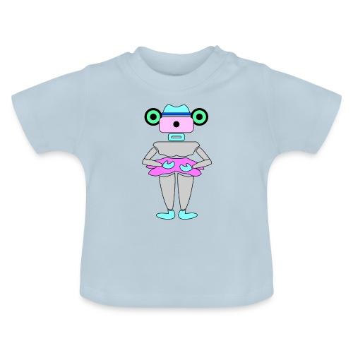 robottino futuristico - Baby T-Shirt