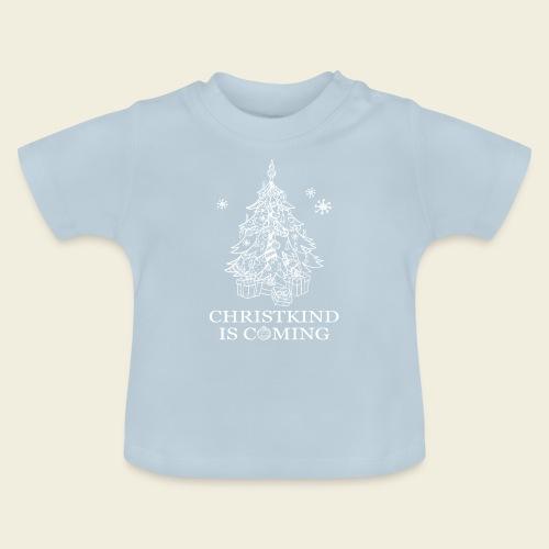 Christkind neu weiss - Baby T-Shirt