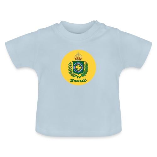 Monarquia Brasil - Baby-T-skjorte