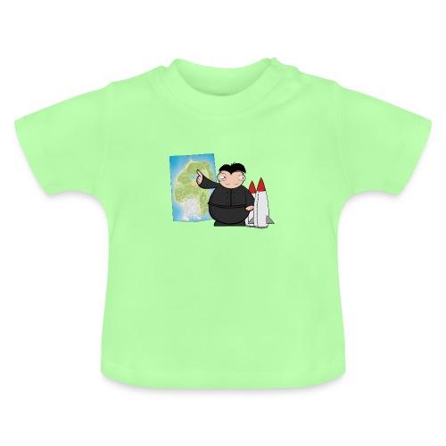 Happy Dictator. - Camiseta bebé