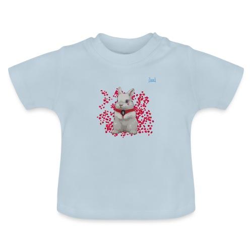 Chic Bunny - Baby T-Shirt