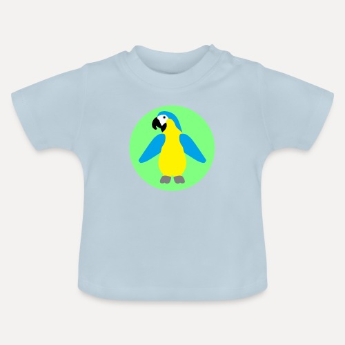 Yellow-breasted Macaw - Baby T-Shirt