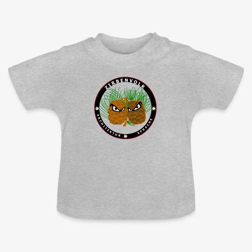 Zirbenvolk - Goes East! - Baby T-Shirt