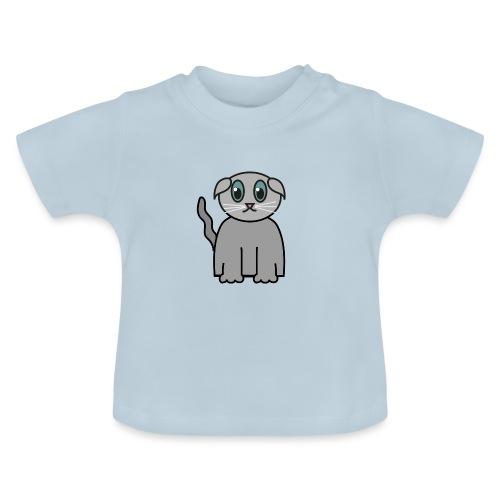 Süßes Kätzchen - Baby T-Shirt