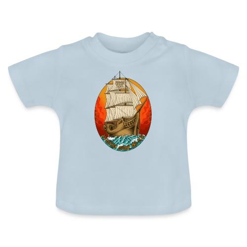 Segelschiff - Baby T-Shirt