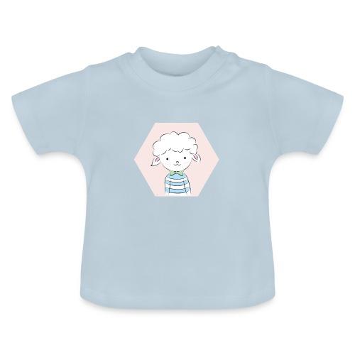 little sheep blue - Zensitivity - Baby T-shirt