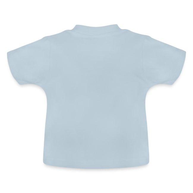 Vorschau: ana vo uns zwa is bleda ois i - Baby T-Shirt
