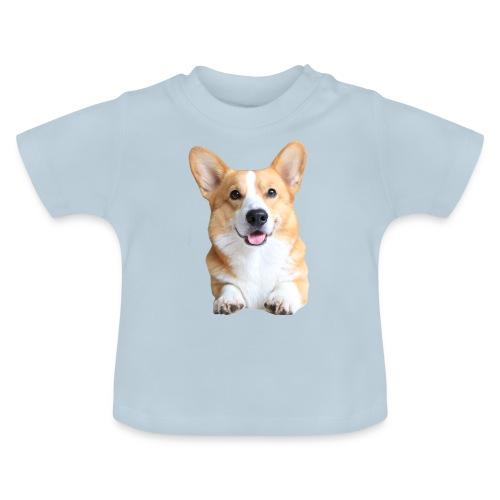 Topi the Corgi - Frontview - Baby T-Shirt