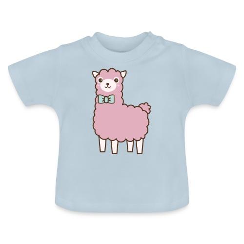 fluffy Lama - Baby T-Shirt