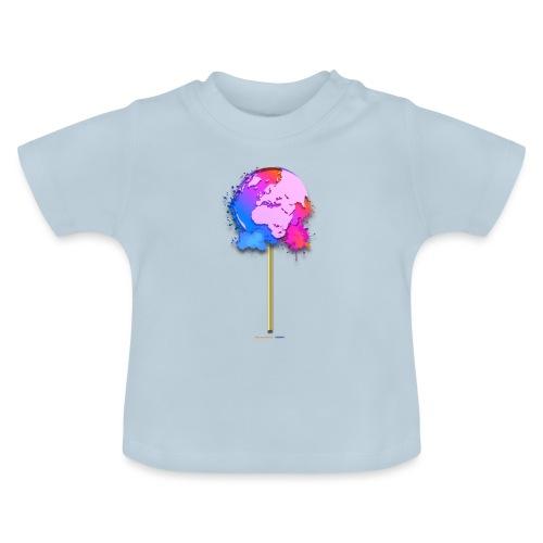 TShirt lollipop world - T-shirt Bébé