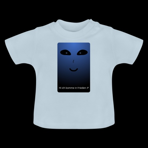 Frieden - Baby T-Shirt