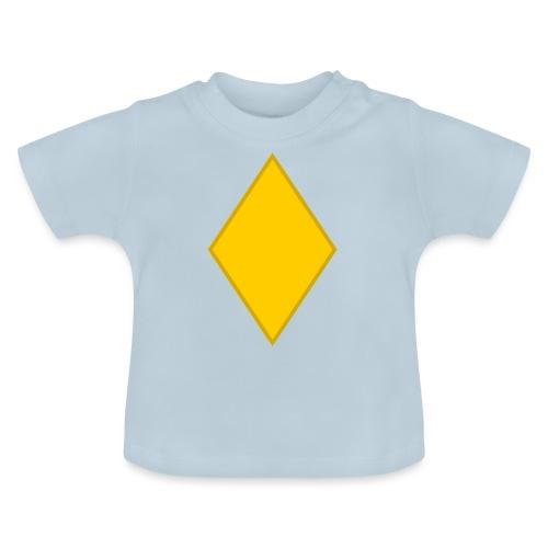 Upseerioppilas - Vauvan t-paita