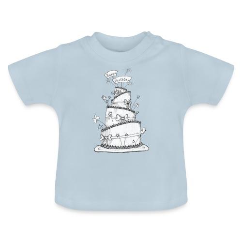 Torta - Maglietta per neonato