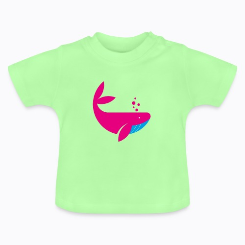 whale - Baby T-Shirt