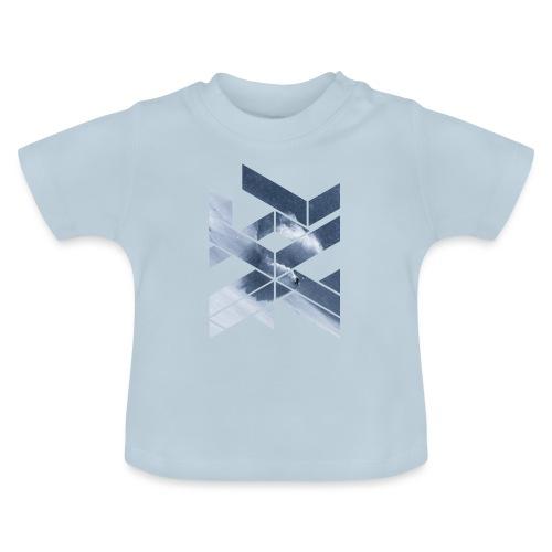 Grafic Art Snowboarding Wintersports - Baby T-Shirt