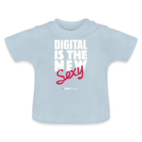 DIGITAL is the New Sexy - Maglietta per neonato