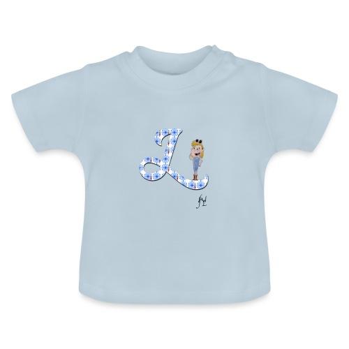 L comme Lumineuse - T-shirt Bébé
