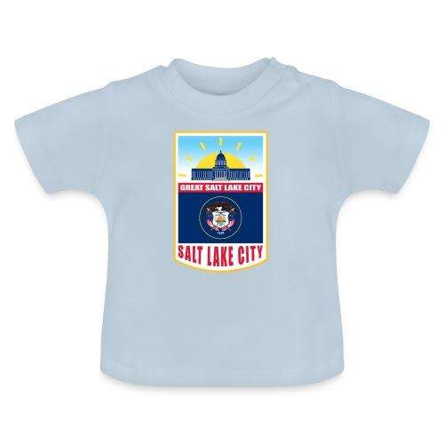 Utah - Salt Lake City - Baby T-Shirt