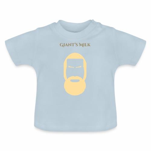 Giant Milk - T-shirt Bébé