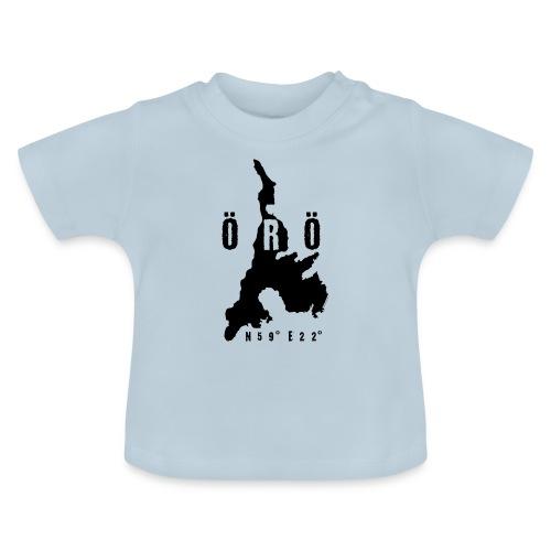 ÖRÖ ISLAND, FINLAND T-SHIRTS, HOODIES + 150 GIFTS - Vauvan t-paita