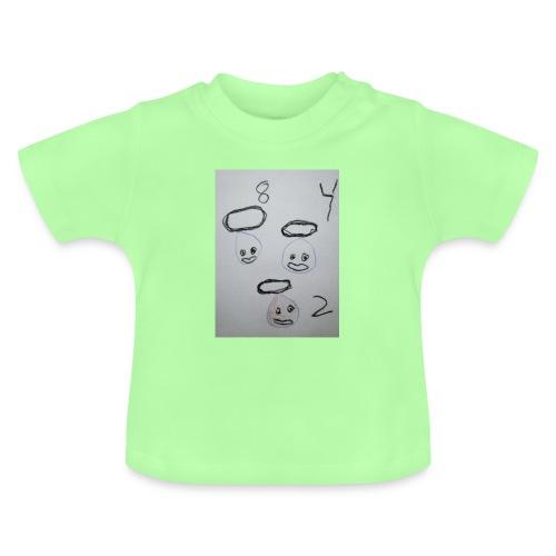 Muukalaiset - Vauvan t-paita