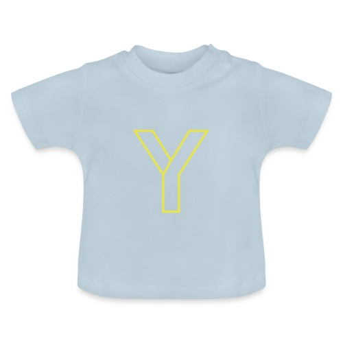 ChangeMy.Company Y Yellow - Baby T-Shirt
