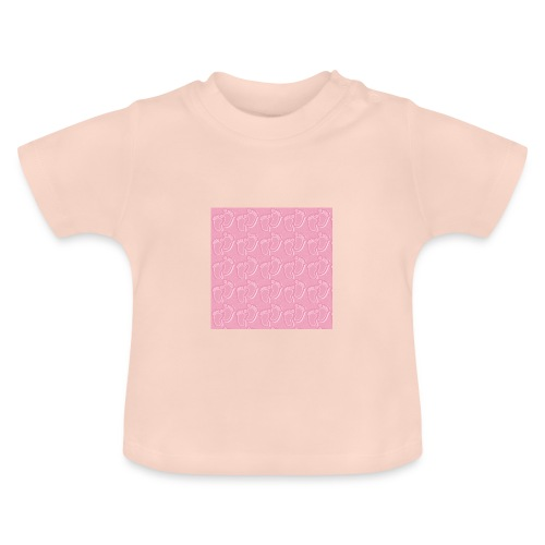 kidfootprint a14 - Baby T-Shirt