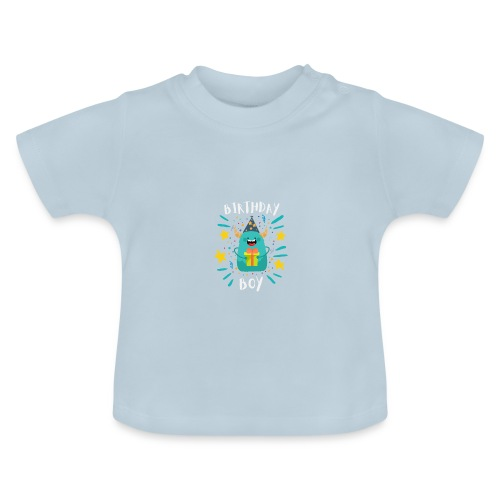 Birthday Boy - Baby T-Shirt