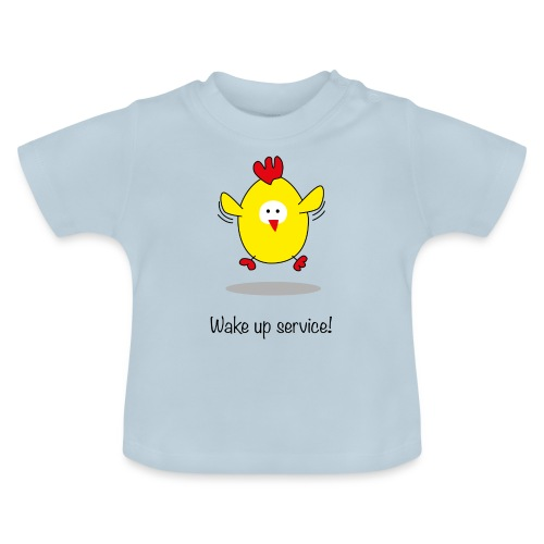 Küken Wakeup Service Wecker - Baby T-Shirt