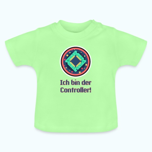 I am the controller - Baby T-Shirt