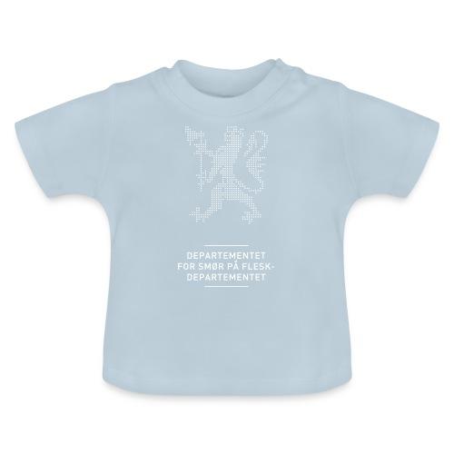 Departementsdepartementet (fra Det norske plagg) - Baby-T-skjorte
