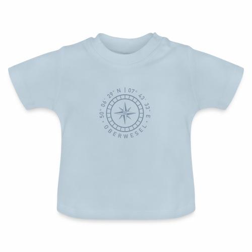 Oberwesel – Kompass - Baby T-Shirt