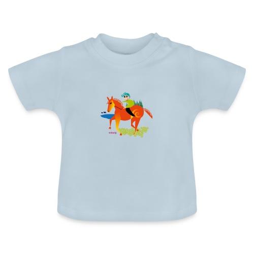 cheval dousig - T-shirt Bébé
