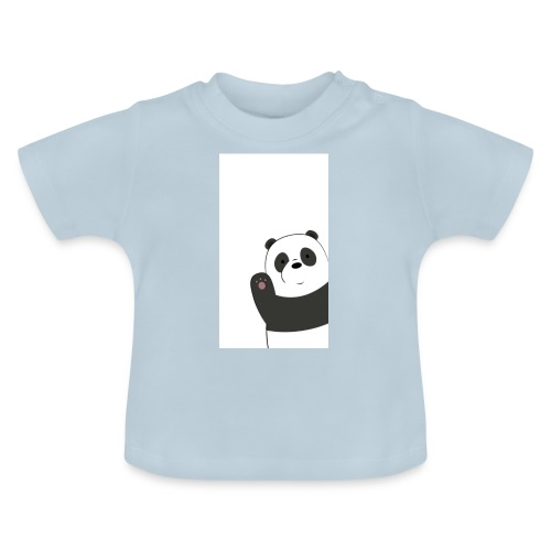 We bare bears panda design - Baby T-shirt