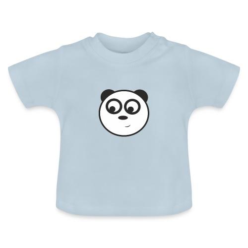 panda face /cara de panda - Camiseta bebé