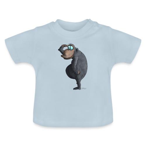cooler Affe - Baby T-Shirt