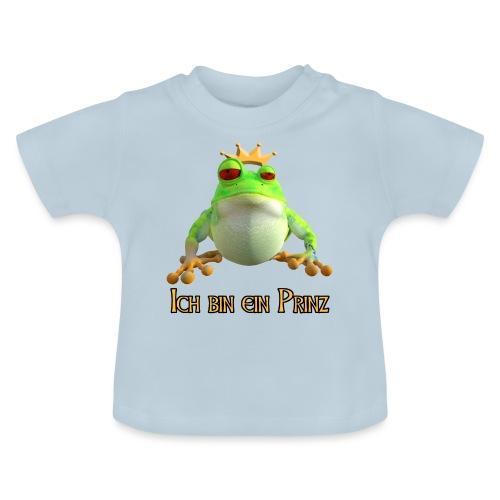 Ich bin ein Prinz - Baby T-Shirt