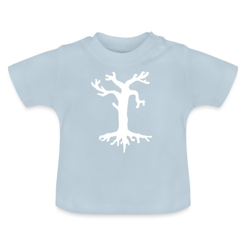 Valkoinen kelopuu - Vauvan t-paita