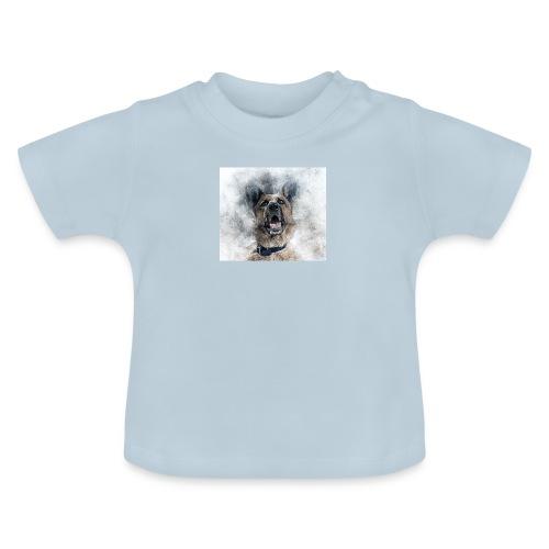 dog hund - Baby T-Shirt