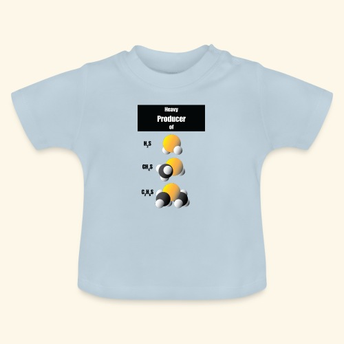 Heavy Producer of farts - Baby T-Shirt