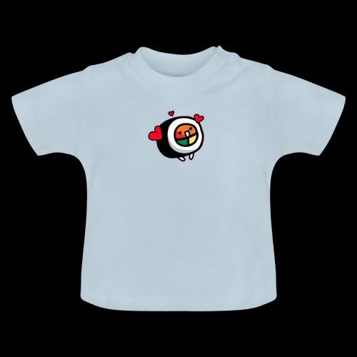 kleine Rolle - Baby T-Shirt