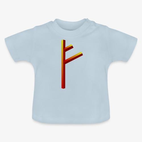 Rune Fehu - Baby T-Shirt