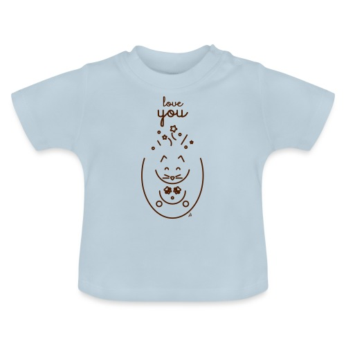 Malice cat - T-shirt Bébé