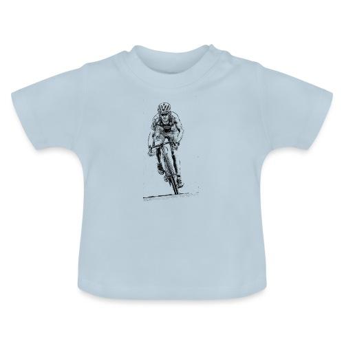 Ciclismo e bicicletta uno sport estivo - Maglietta per neonato