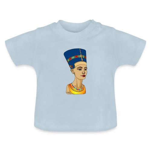 Nofretete - Die Schöne, die da kommt - Baby T-Shirt
