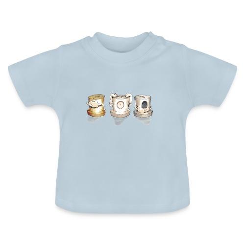 see no evil ver.0.3 Rasmus Balstrøm - Baby T-shirt