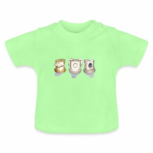 Dont Rasmus Balstrøm colors - Baby T-shirt
