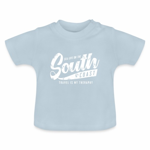 South Coast Sea surf clothes and gifts GP1305A - Vauvan t-paita