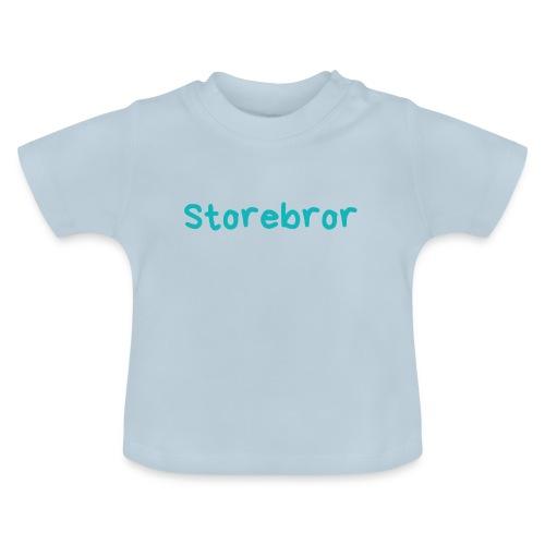 Storebror - Baby-T-skjorte